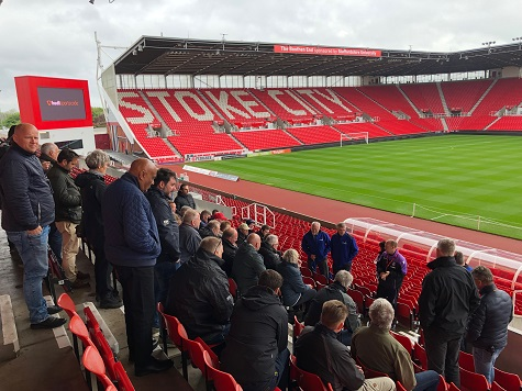 DANISH & SPANISH GROUNDSMEN LEARN FROM UK'S BEST