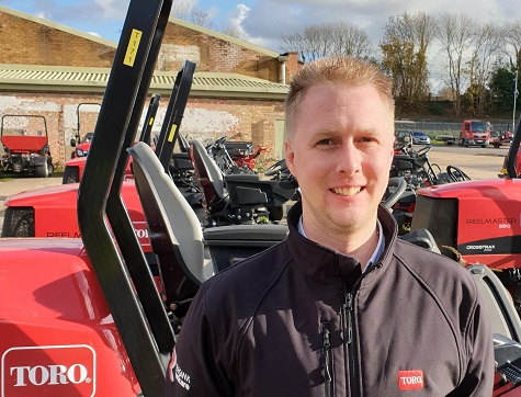 SALES MANAGER APPOINTED