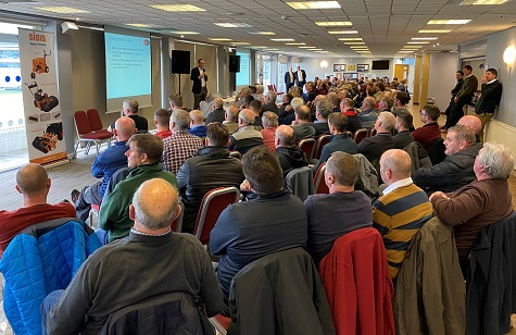 GROUNDCARE SEMINAR ATTENDED BY OVER 150