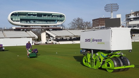 HYBRID GRASS ROLLED OUT AT TOP UK CRICKET CLUBS