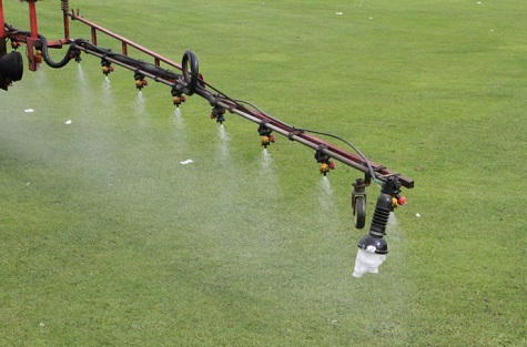 SPRAYER TESTING CHANGES COMING INTO FORCE