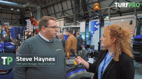 WATCH TURFPRO INTERVIEWS FROM LAMMA