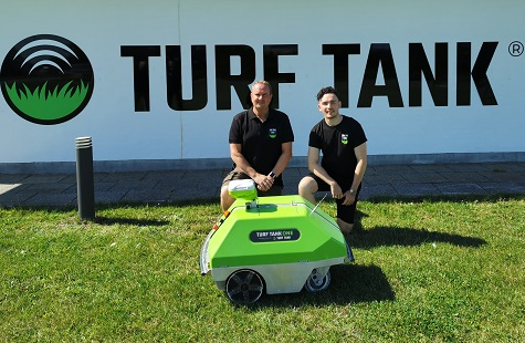 TURF TANK CONTINUE UK EXPANSION